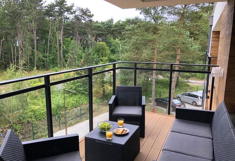 Apartament Na Mierzei - 365PAM, Mielno, Terrace/Patio