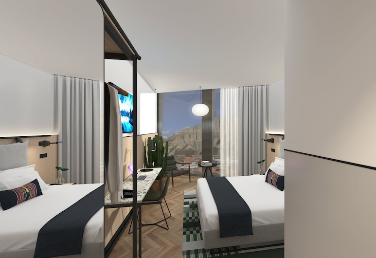 MET Hotel, La Paz, ห้องเพรสซิเดนเชียล, ห้องพัก