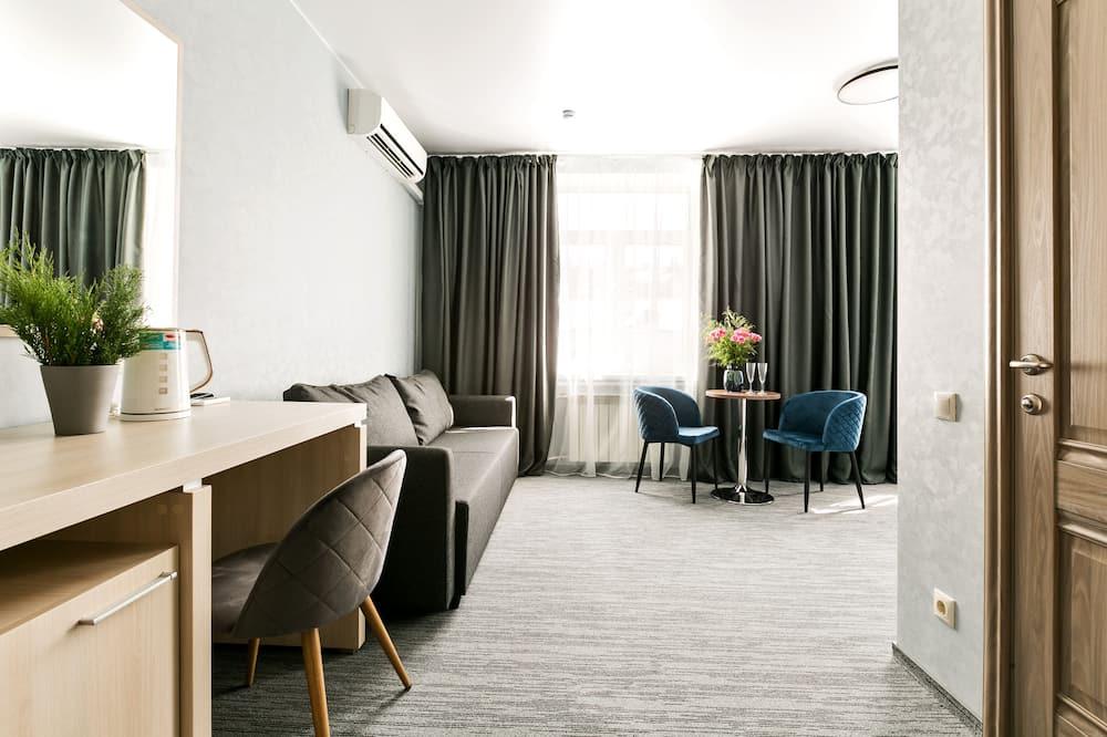 Superior Δωμάτιο - Περιοχή καθιστικού