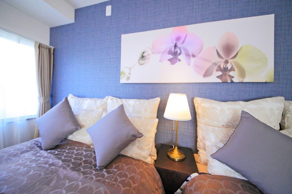 Apartament, 4 sypialnie - Pokój