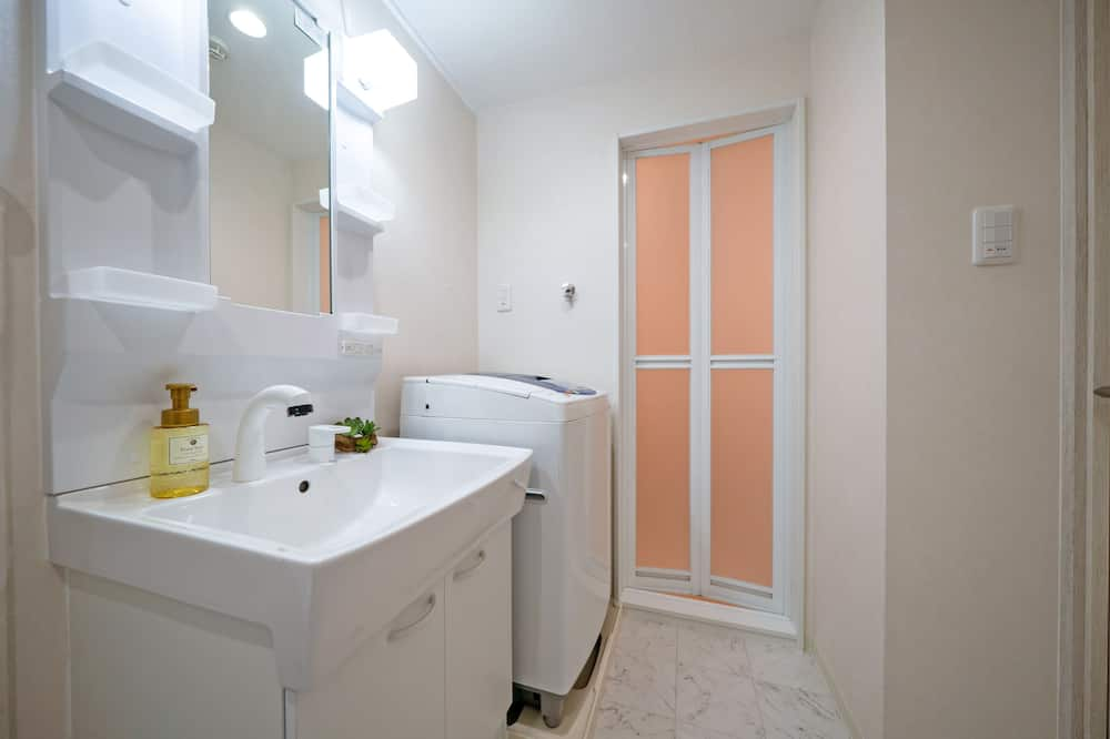 ห้องแฟมิลี่สำหรับสี่ท่าน, 1 ห้องนอน - ห้องน้ำ