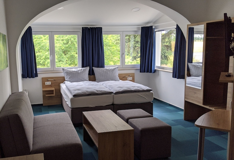 Hotel am Landschaftspark, Nohra, Estudio, Habitación