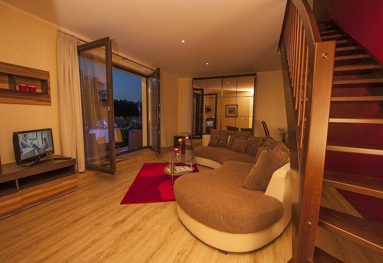 DAV Haus Astenberg, Winterberg, Family Room, Living Area