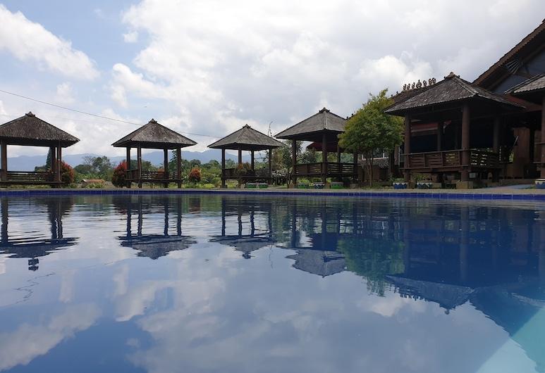 Degung Hillside, Ciawi, Pool