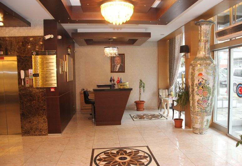 Cimse Otel, Ankara, Reception
