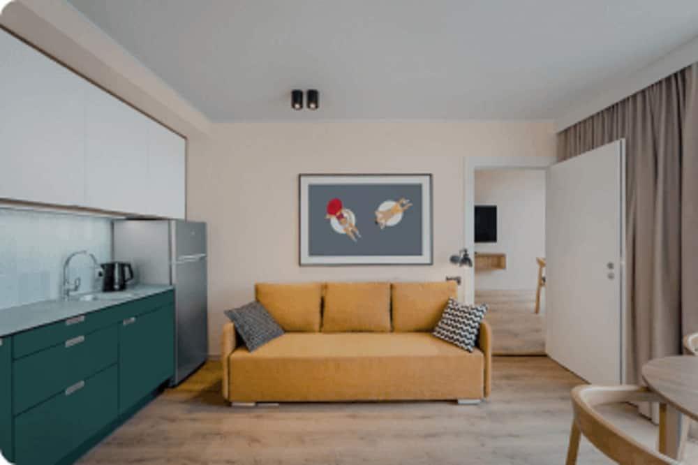 Bungalow Standard DBL - Living Area