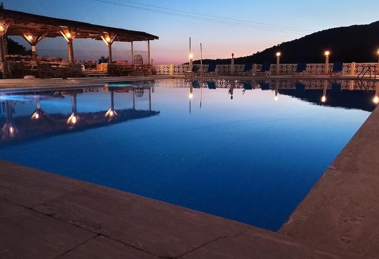 Sultan Motel, Fethiye, Utendørsbasseng