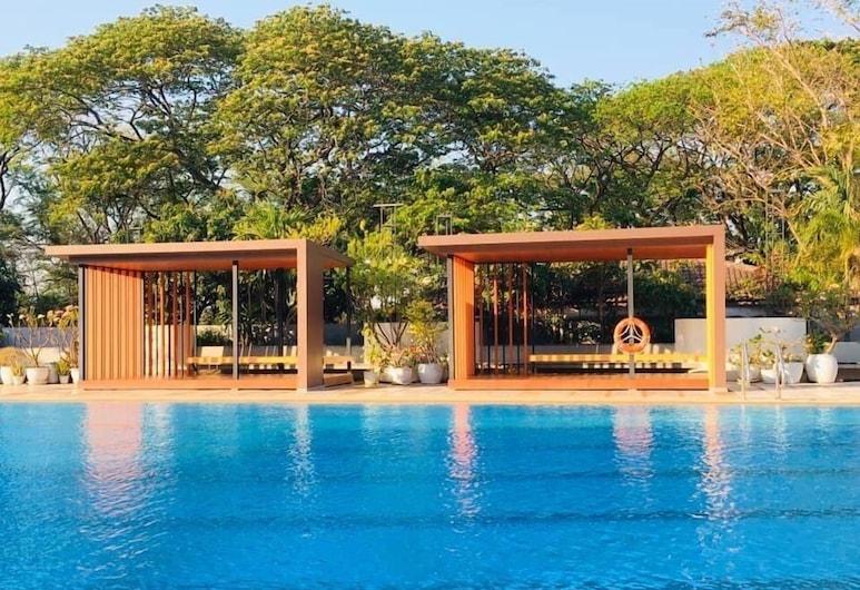 Buathong Pool Villa, 挽磨通, 室外泳池