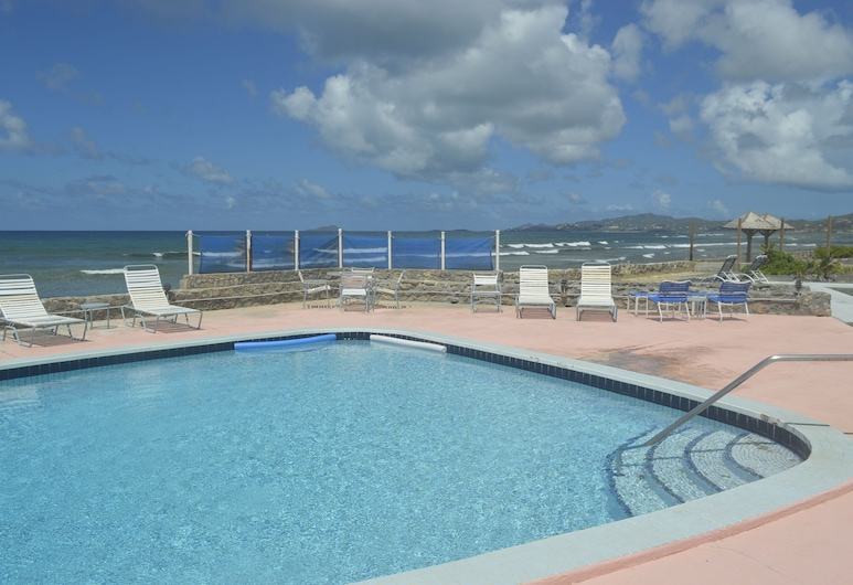 Seaside Fantasy - 20' From SEA, Christiansted