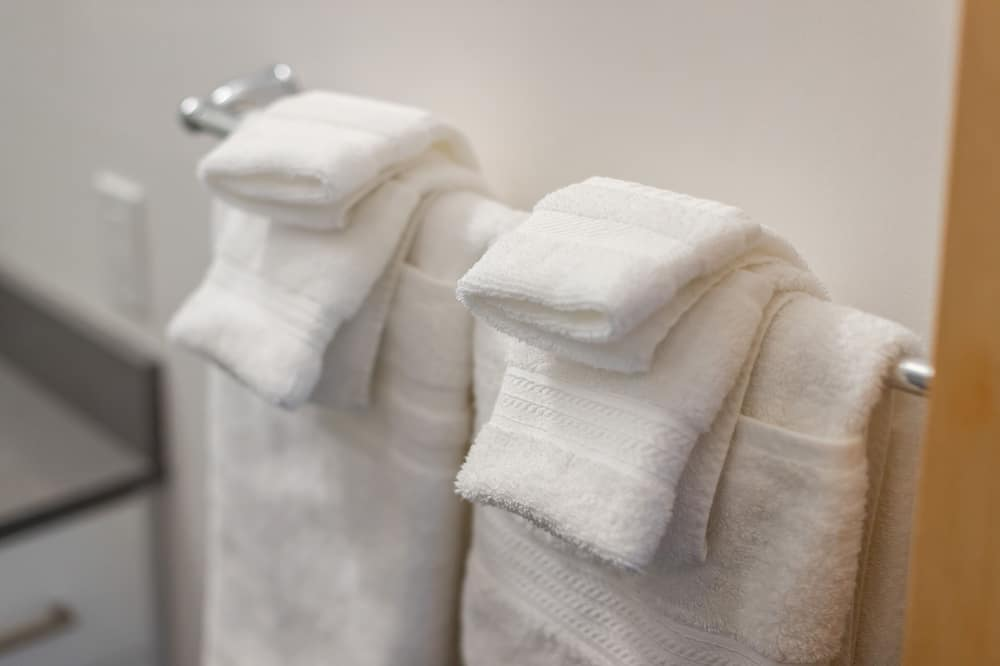 Estudio, 1 cama de matrimonio - Cuarto de baño