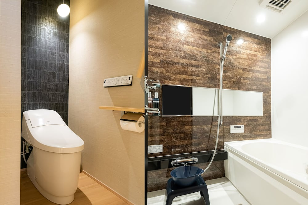 Design Twin Room, Non Smoking - Bathroom