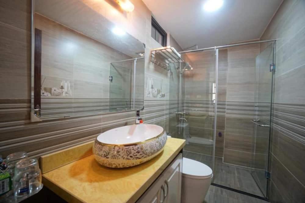 Deluxe Apartment - Bilik mandi
