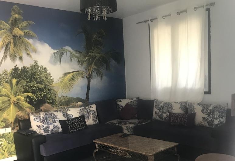 Suite Saidia 2 Bedrooms, Saidia, Sala de estar