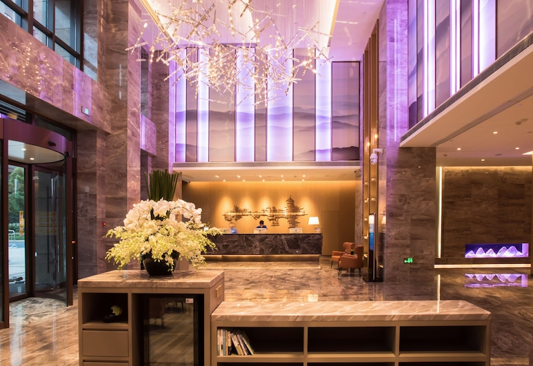 Shama Serviced Apartments Zijingang Hangzhou, Hangzhou, Lobby