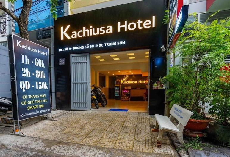 Kachiusa 2 Hotel, Ciudad Ho Chi Minh, Entrada del hotel