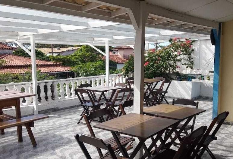 Aldeia Produções Hostel & Bar, Buzios, Bar Hotel