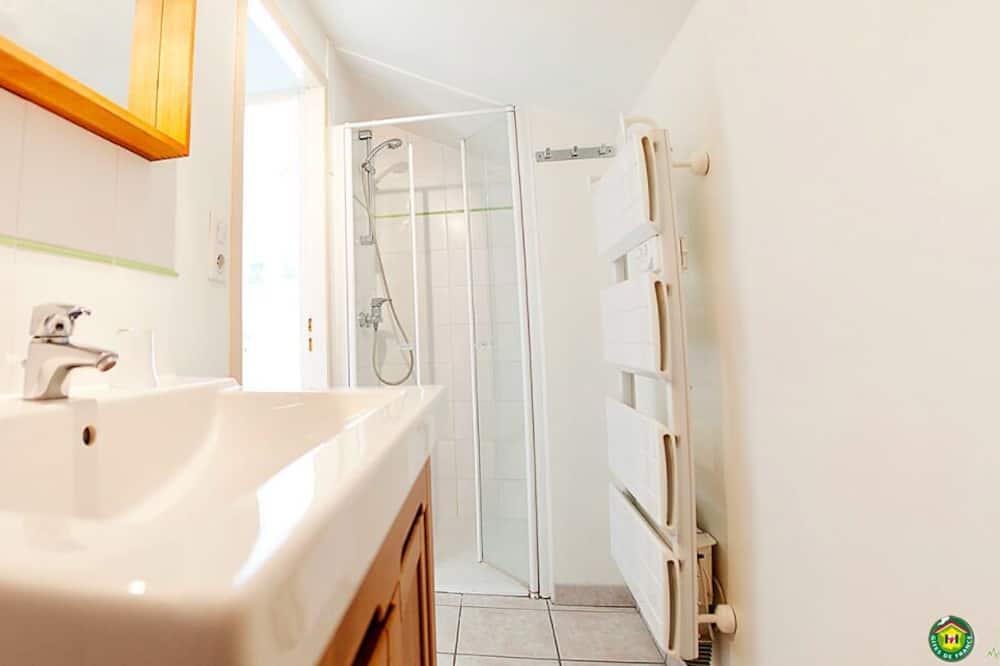 Appartamento, bagno in camera, vista parco (Gîte La Petite Maison) - Bagno