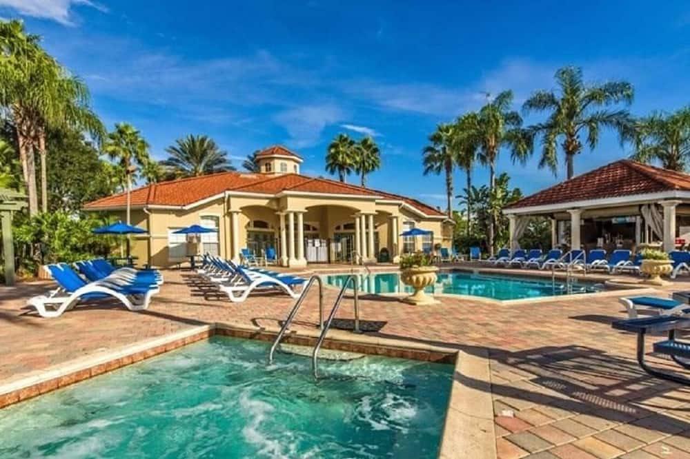 Vila, Beberapa Tempat Tidur (Ref 39 Stunning 7 Bed villa own pool ) - Kolam Renang