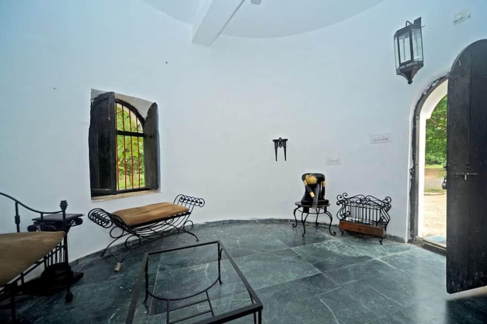 Deluxe Cottage - Ruang Tamu