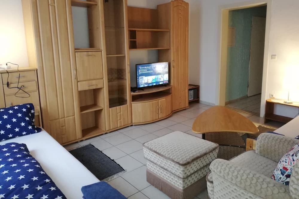 Appartement (Blue) - Woonruimte