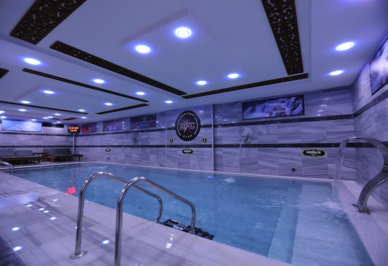 Hotel BFC Spa & Sport, Bursa, Piscina