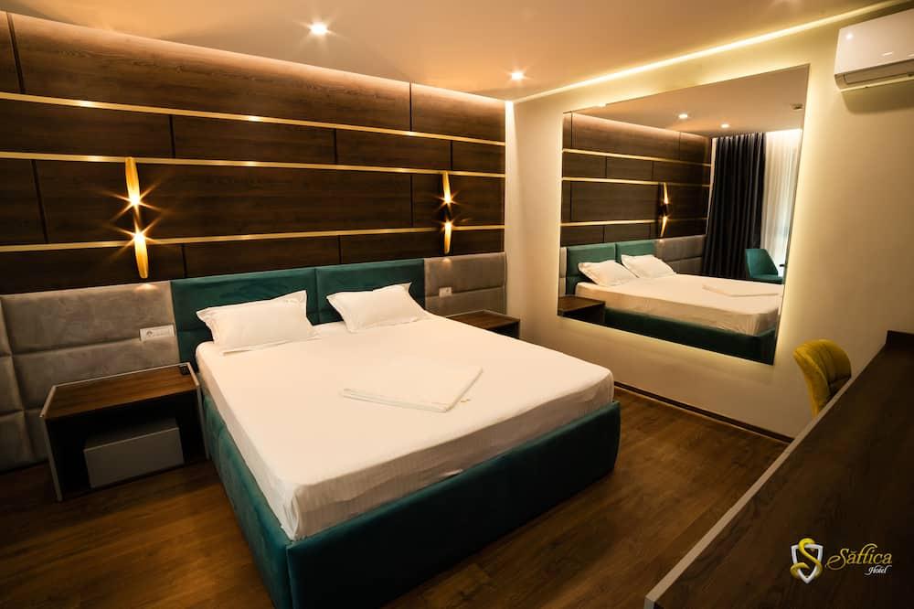 Superior - kahden hengen huone, 1 keskisuuri parisänky - Vierashuone