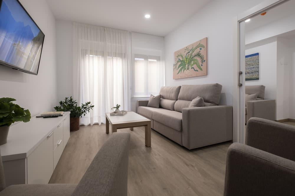 شقة سوبيريور - غرفتا نوم (Garden) - غرفة معيشة