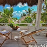 Deluxe Cabin - Terrace/Patio