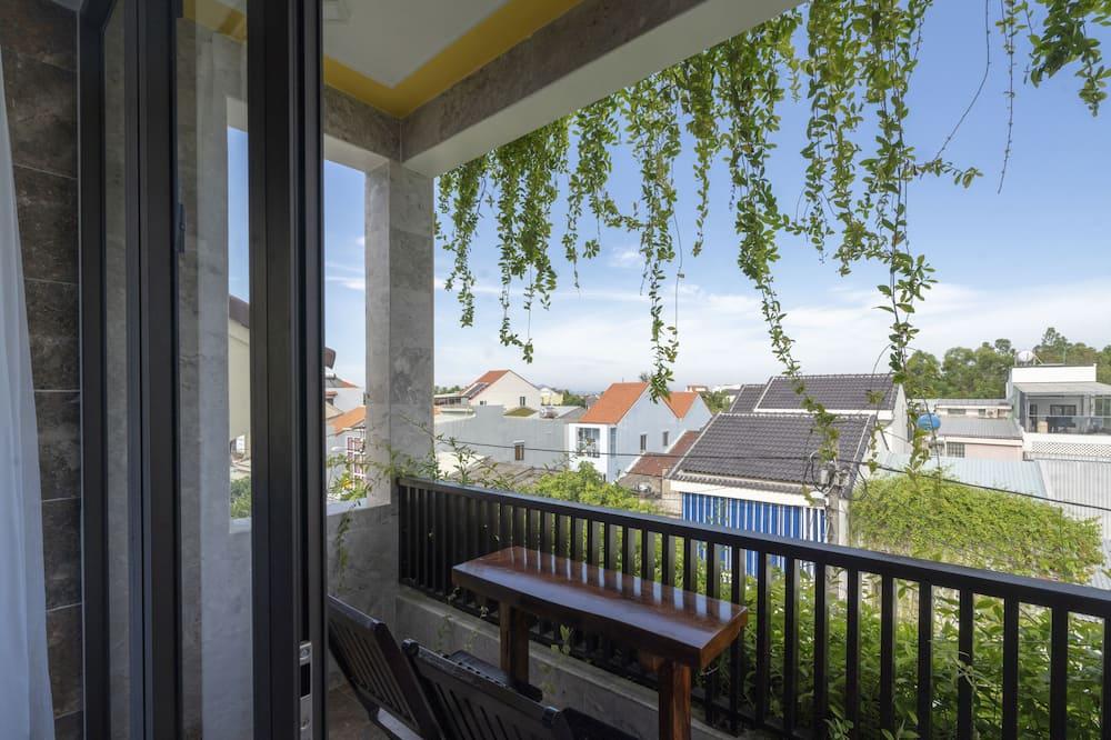 Двомісний номер «Делюкс» - Вид з балкона