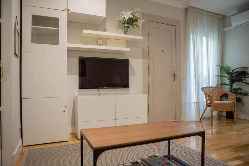 Apartment (1 Bedroom) - Living Room