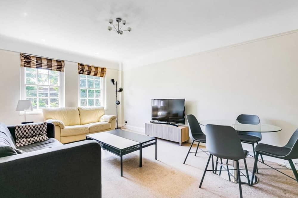 Apartmán (2 Bedrooms) - Obývací pokoj