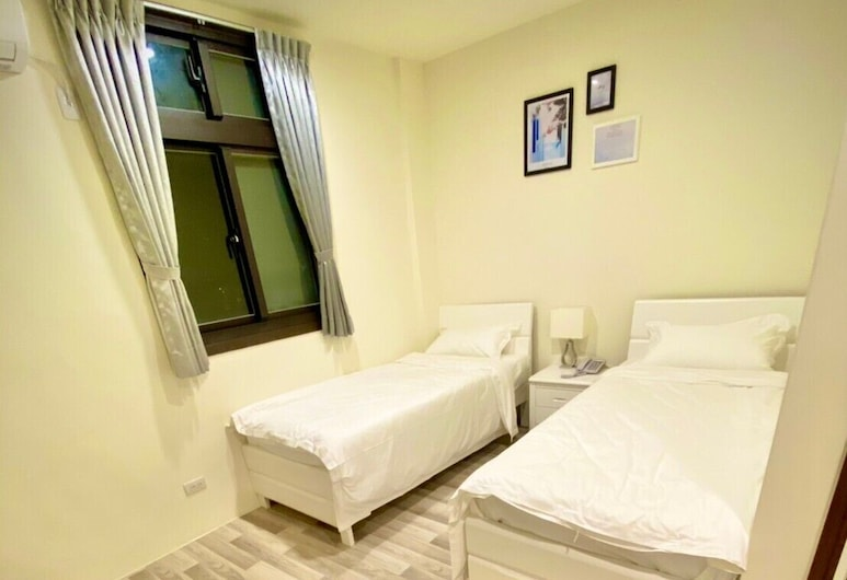 Flower's Home, Jincheng, Economy Twin Room, Guest Room