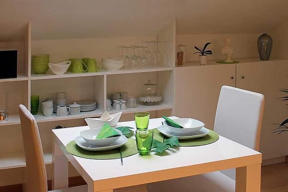 公寓, 1 間臥室 (No. 3) - 客房餐飲服務