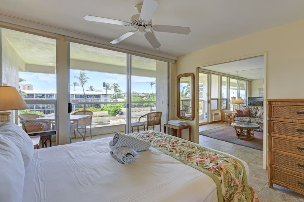 Condo, 1 Bedroom, Partial Ocean View - View from room