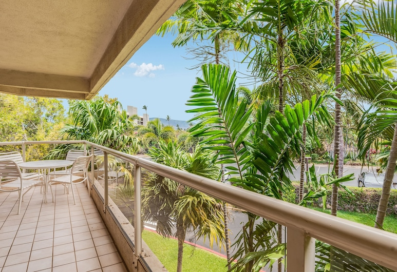 Castle Maui Banyan, Kihei, Condo, 1 Bedroom, Garden View, Balcony