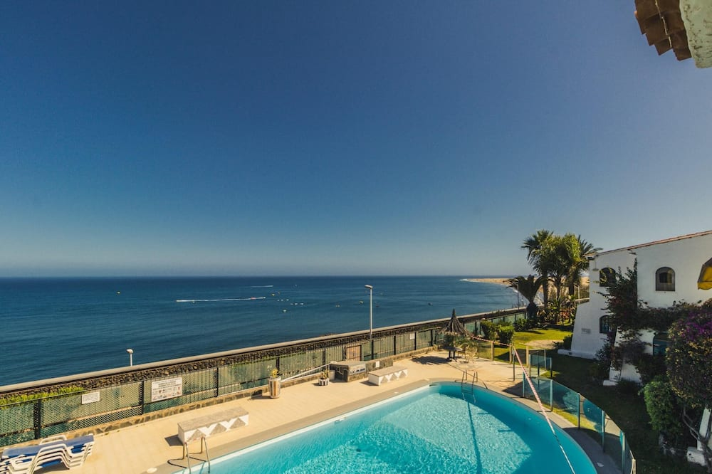 Dzīvokļnumurs, vairākas gultas, skats uz okeānu (Panoramic Ocean View Apartment☀spoj) - Baseins