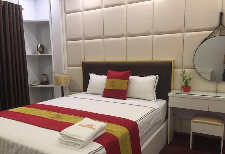Queen Le Dai Hanh Hotel, Hanoi, Pokój dwuosobowy typu Deluxe, Pokój