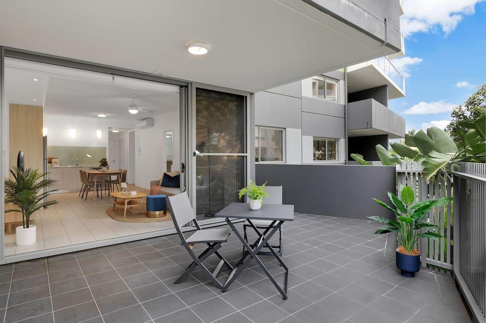 Представительские апартаменты, 2 спальни - Балкон