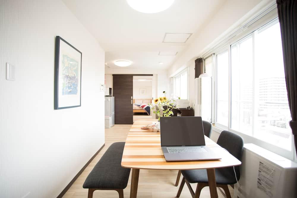 Улучшенные апартаменты (HDO F24 801) - Обед в номере