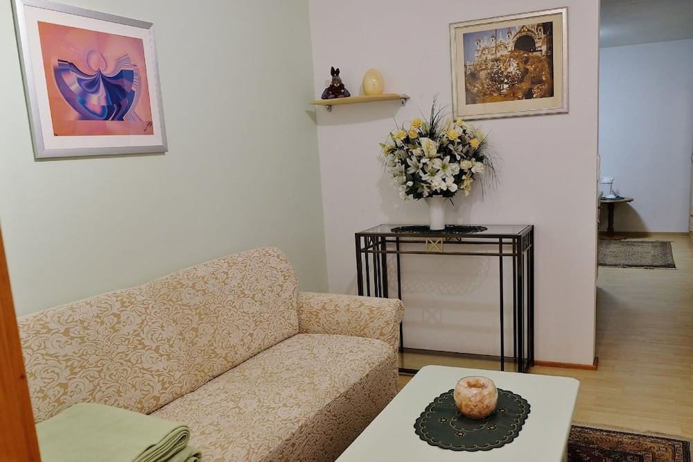 Appartement, terras - Woonruimte