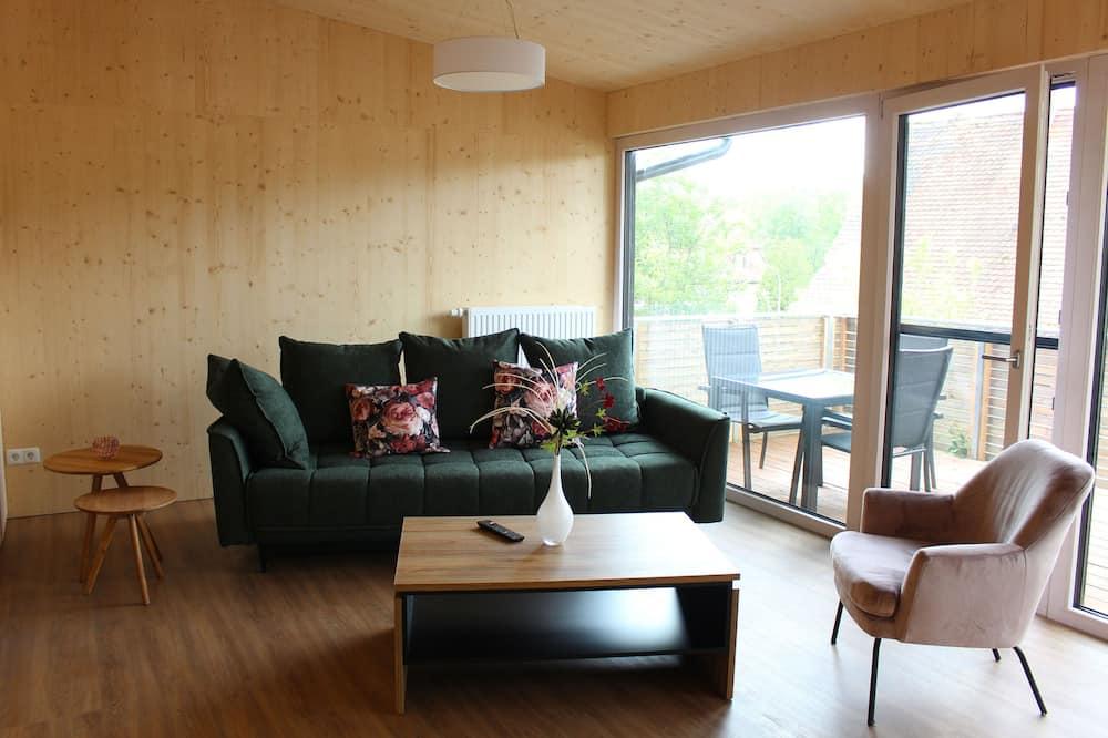Apartman, balkon - Dnevni boravak