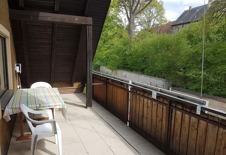 Ferienwohnung Orths, Muhr am See, Departamento, 3 habitaciones, Balcón
