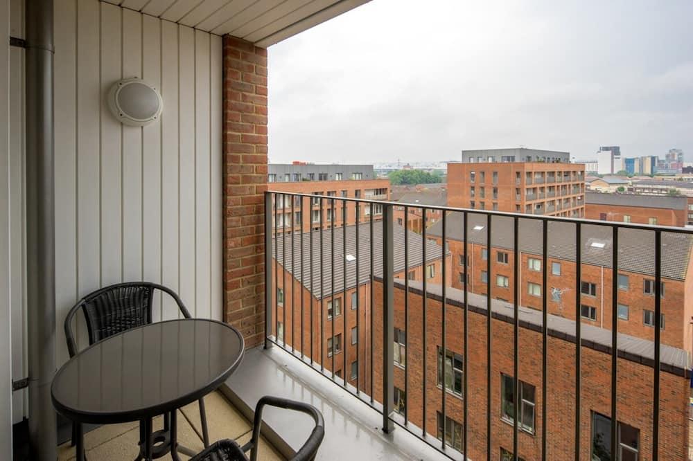apartman (2 Bedrooms) - Erkély