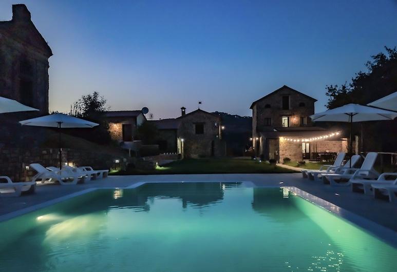 Le Querce Farmhouse, Agropoli, Outdoor Pool