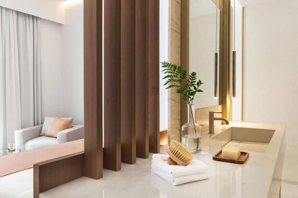 Junior Suite (Rose Quartz) - Ruang Tamu