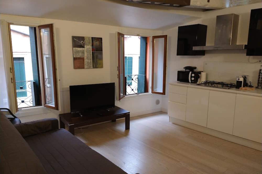 Exklusiv lägenhet - Vardagsrum