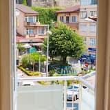 Трехместный номер - Вид с балкона