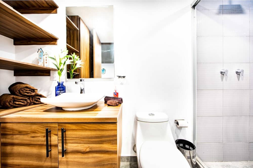 Deluxe Apart Daire - Banyo