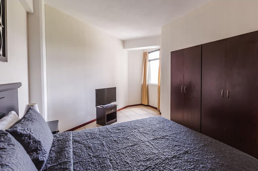 Liukso klasės apartamentai - Kambarys