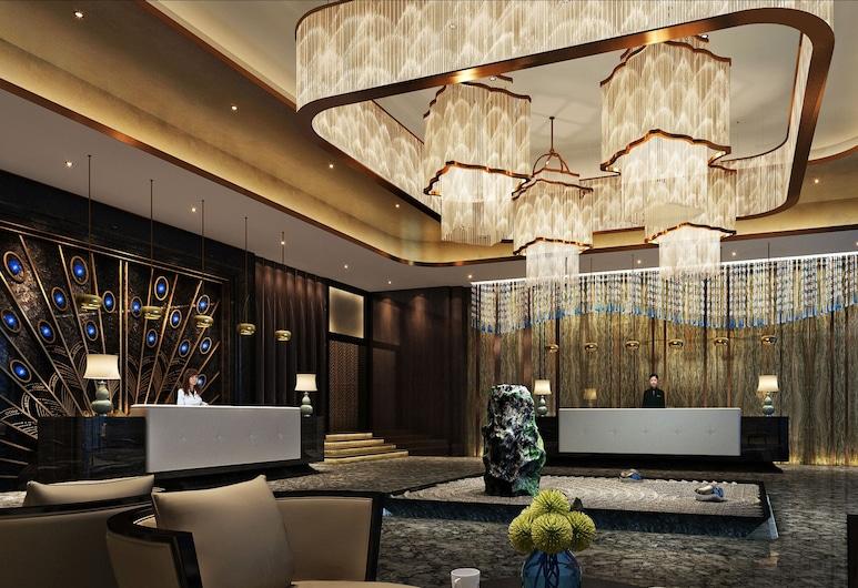 Shenzhen Bay Emerald Passion Man Hotel, Σενζέν, Ρεσεψιόν